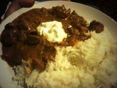 Spicy mutton recipe