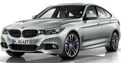 BMW 3GT Official Photos
