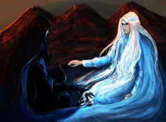 Herbs Of Oblivion(Melkor and Manwe)