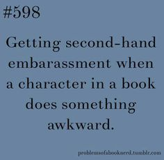 Yes this happens all the time and I just have close the book for a couple of seconds