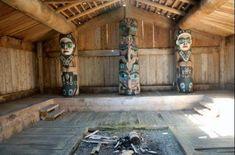 pow-long-house-haida.jpg - The interior of the Kasaan Long House.