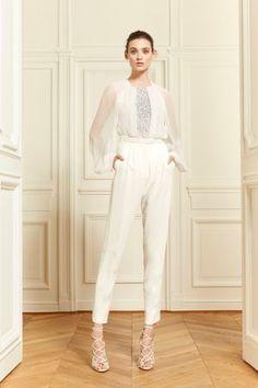 Zuhair Murad Spring 2020 Couture Fashion Show - Vogue Couture Mode, Style Couture, Couture Fashion, Runway Fashion, Net Fashion, Sexy Evening Dress, Sexy Party Dress, Evening Dresses, Fashion Week