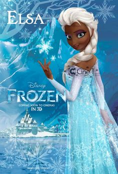 This Could Have Been 'Frozen' - Tumblr rejects Disney's billionth white princess in favor of Scandinavian Sami people of color