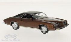 Pontiac Grand Am  , metallic-braun/matt-schwarz
