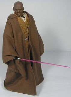 Fortress of Testicular Fortitude: 1:6 Sideshow Star Wars Mace Windu