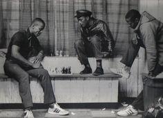 Jamel Shabazz. The Art of War, 1980