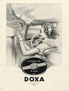 Doxa (Watches) 1949 Lemmel