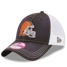 Cleveland Browns Women'S New Era 9twenty Cap