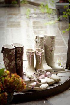 Garden Girl Shoes