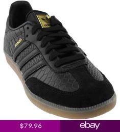 detailed look 12ce0 df982 adidas Samba - Black- Womens