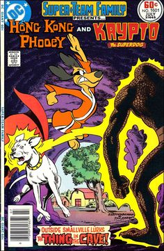 I was a fan of Hong Kong Phooey as a kid. what wasn't to like? A dog that led a double life as a masked karate expert fighting crime hit...