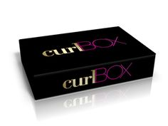 CurlBox is for women with Natural Hair - it is an affordable, effortless and EASIER way to explore new hair products. You can discover hand-selected curly hair products delivered to your doorstep every month.