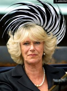 Camilla Parker Bowles hats   Happy Birthday to me and Camilla Parker Bowles. I can only aspire to ...