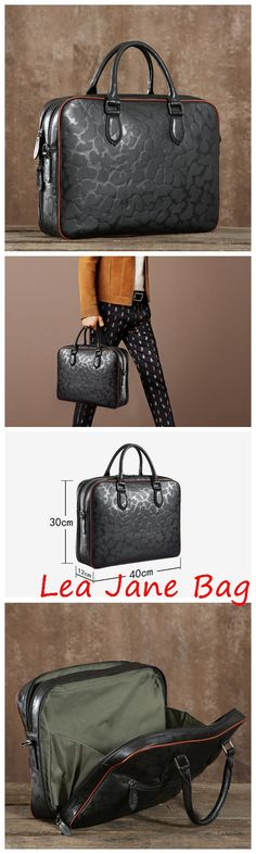 Laptop Briefcase,Handmade Bag,Popular Type GLT019