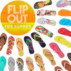 Flip for rue! Happy National #flipflops day