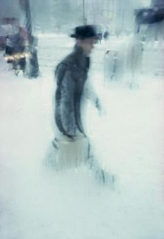 SAUL LEITER Package, c. 1960