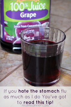 How to Prevent the Stomach Flu {Quick Tip} - I ran across this tip several years ago and it totally works! I swear by it!