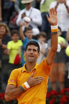 rome tennis final 2015 novak - Google Search