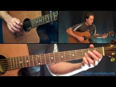 Wish You Were Here Guitar Lesson Pt.1 - Pink Floyd - Intro & Chords - YouTube