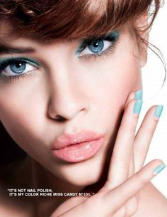 Barbara Palvin by Kenneth Willardt for L'Oreal Paris Miss Candy Campaign