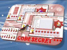 Le code secret des animaux activit s lire crire for Apprendre ses tables de multiplication en jouant