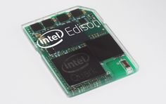 Intel Edison SD Card Sized Computer Launching 2014 to  kick start the 'internet of things'