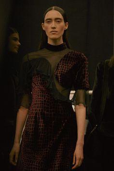Christopher Kane AW15 Womenswear, London