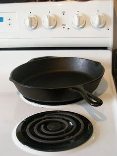 The cast iron pan from the camping gear has a permanent home in my kitchen.  Can't wait to start using it!!