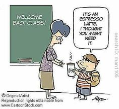 First Day of School, any of my kids do this....automatic A....just kidding....kind of...