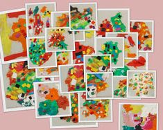Enfocaremos este método en un trabajo por proyectos de Expresión Plástica, donde daremos a conocer a los alumnos el arte, como una forma de... Gaudi, Advent Calendar, Holiday Decor, Home Decor, Shape, Expressionism, Initials, Getting To Know, Art