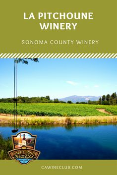This small winery's bottlings reveal western Sonoma County Pinot Noir as few others do. #lapitchounewinery #sonomacounty #cawineclub