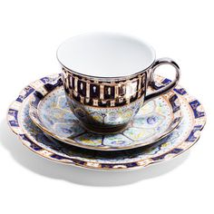 Richard Brendon: fine bone china - Home Accessories - How To Spend It