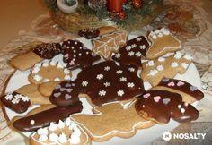 Pihentetés nélküli mézeskalács Gingerbread Cookies, Menu, Xmas, Cooking, Food, Queens, Gourmet, Gingerbread Cupcakes, Menu Board Design
