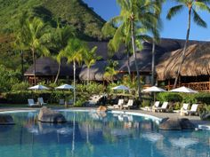 Hilton Moorea Lagoon Resort & Spa, Moorea, French Polynesia