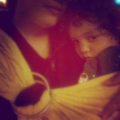 Instagram photo by @marvelouskiddo #sakurabloom #babywearing #toddlerwearing