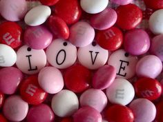 M's #valentine's #ideas #love