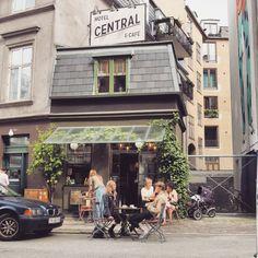 Central Hotel & Cafe - Copenhagen
