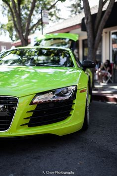Audi R8 | Lime