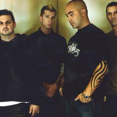 Staind. Have seen this band at several different venues