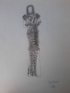 """,, Drawing by me . """""""
