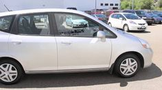 2007 Honda Fit - LX - Hatchback - Low KMs - One Owner - Serviced Here - Kelowna BC #Fit #Honda #ForSale #Hatchback #Kelowna