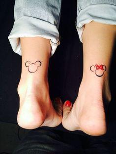 beautiful tattoo for women, micky mouse tattoo on leg - Tattoo-Ideen - Tattoo Body Art Tattoos, New Tattoos, Sleeve Tattoos, Cool Tattoos, Tatoos, Tattoo Art, Tattoo Portrait, Wild Tattoo, Henna Tattoos