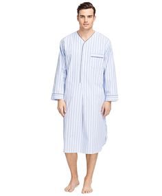 77a779a0cc Alternating Bold Stripe Nightshirt Bold Stripes