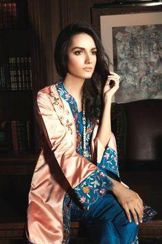 Eid-UL-Azha Luxury Dresses Collection by Layla Chatoor 2015