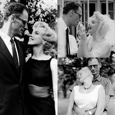 """Marilyn Monroe, 1926 - 1962 In 1955 Marilyn began an affair with the married playwright Arthur Miller. Their relationship became increasingly serious as Marilyn's divorce was finalised in October and Arthur left his wife in early June of 1956. Arthur was being investigated at the time by the FBI for allegations of communism and Marilyn was encouraged to end the relationship to prevent damage to her career. She defied the studio and accused executives of being """"born cowards"""". In late 1955…"""