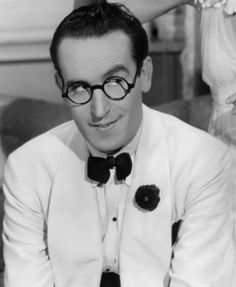 Harold Lloyd (April 20, 1893 – March 8, 1971) was an American actor, comedian, film director, film producer, screenwriter, and stunt performer who is most famous for his silent comedy films.  He was Grand Marshall in 1935