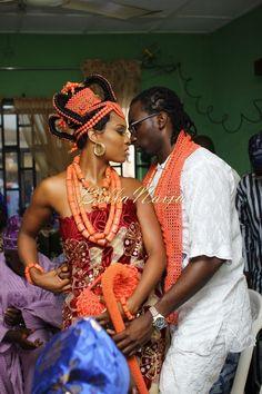 Osas Ighodaro & Gbenro Ajibade's Traditional Wedding in Benin - June 2015 -IMG_5007