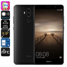 Nice Huawei 2017: Huawei Mate 9 Android Smartphone - Android 7.0, Leica Camera, Octa-Core CPU, 4GB...  Electronics Gadgets, Technology Check more at http://technoboard.info/2017/product/huawei-2017-huawei-mate-9-android-smartphone-android-7-0-leica-camera-octa-core-cpu-4gb-electronics-gadgets-technology/