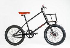Velo Cargo, Pocket Bike, Retro Bike, Urban Bike, Bicycle Maintenance, Bike Style, Bike Art, Mini, Bike Design