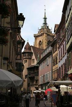 Colmar Pictures - Virtual Tour of Colmar in Alsace, France